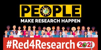 #Red4Research